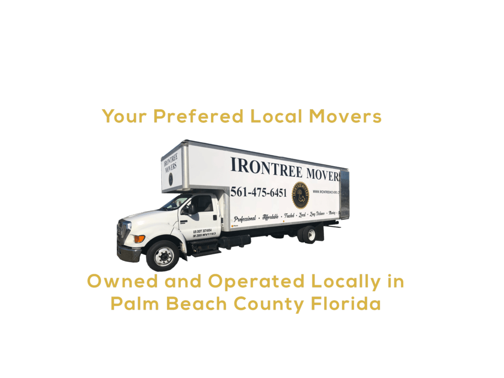 Palm Beach Gardens Mover