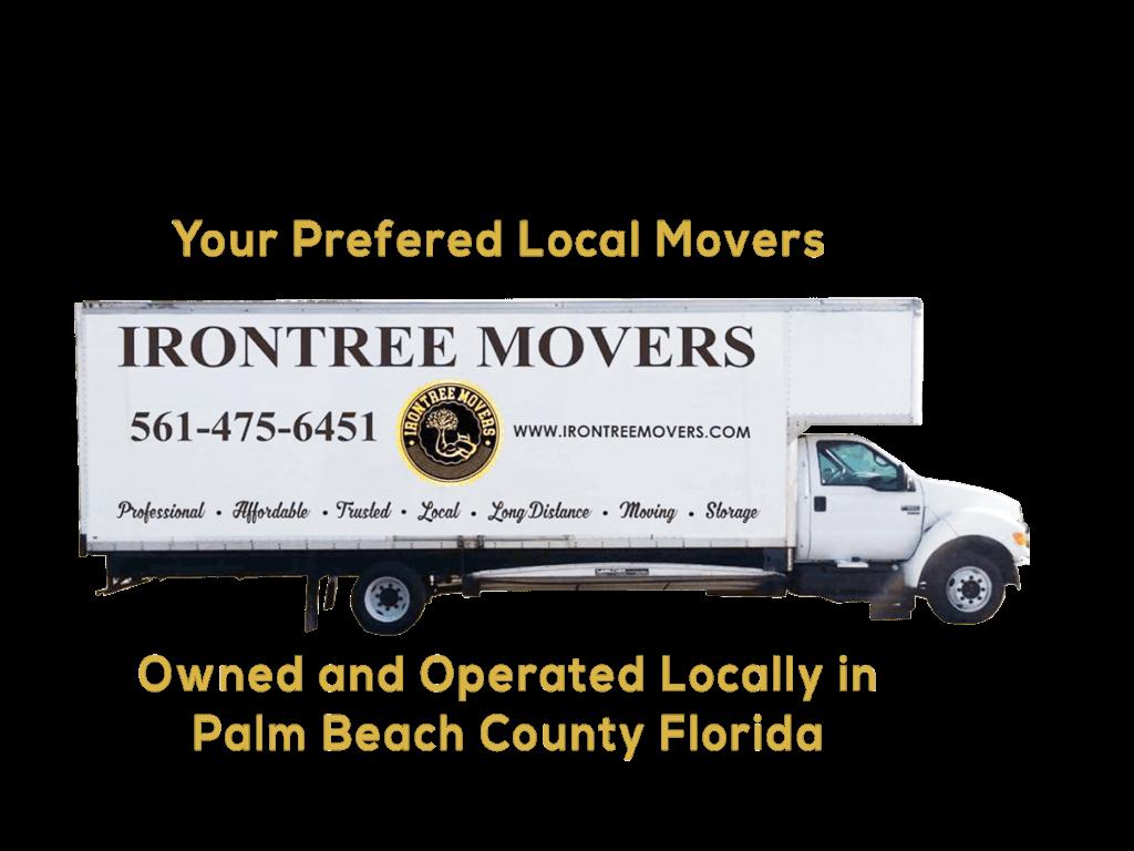 Irontree Truck